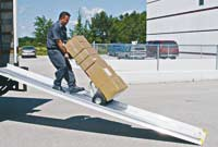MAGLINE Sliding Ramp